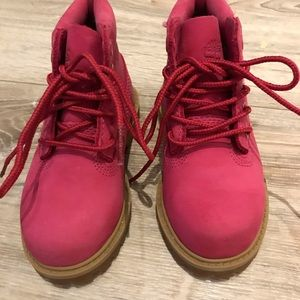 Timberland Boots - Toddler/Baby Girls